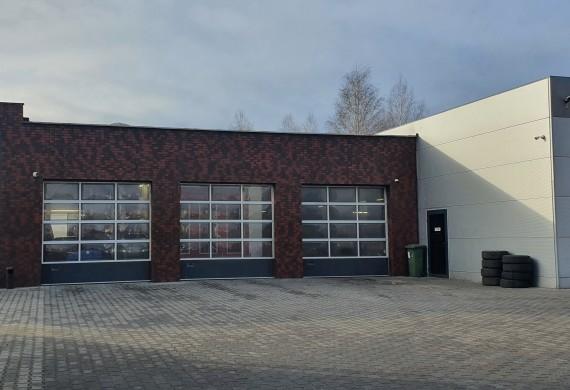 Renowacja budynku głównego