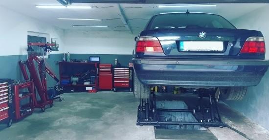 Profi 27 Garage Gliwice