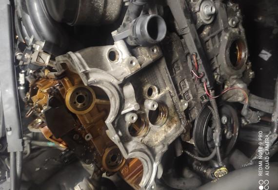 Wymiana rozrządu BMW n42 1.8 b
