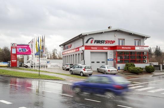 FIRST STOP Latex Opony Katowice Katowice