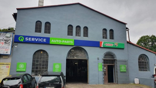 AUTO PARTS Motoatelier Gliwice