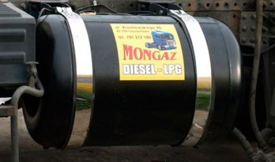 Mongaz OCOTEC intalacje gazowe LPG Częstochowa