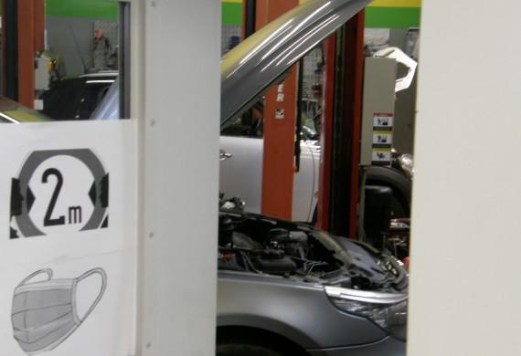 Naprawa samochodów osobowych