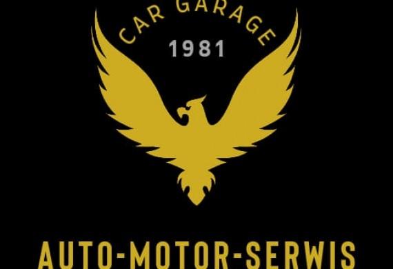 Zmodernizowane logo naszego warsztatu działającego w warszawie od 1981r.