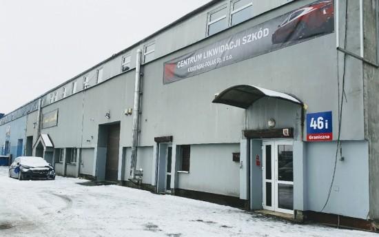 Centrum Likwidacji Szkód Auto Krasiński-Polak sp. z o.o. Płock