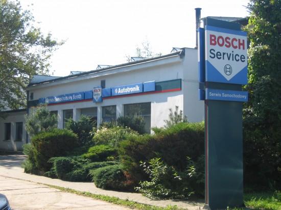 Bosch Service Autotronik Piotr Borkowski Piaseczno