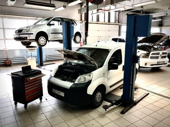 EuroWarsztat Serwis Samochodowy Mechanik Zielona Góra