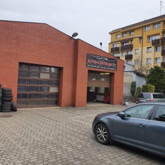 AUTO-CENTRUM ŁUKASZ DORSZ Gliwice