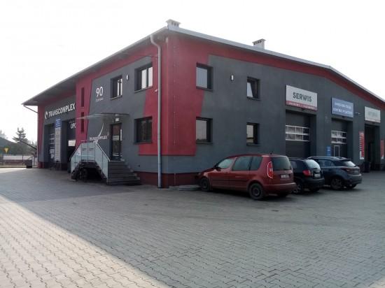 TRANSCOMPLEX SERVICE Tarnowskie Góry