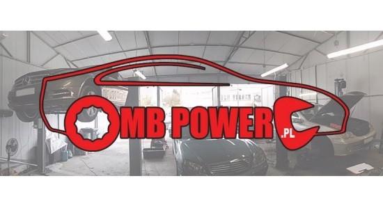 MB Power - Serwis Samochodowy. Specjalizacja Mercedes-Benz Kraków