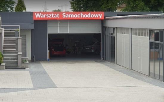 SIŁA Serwis Samochodowy Poznań
