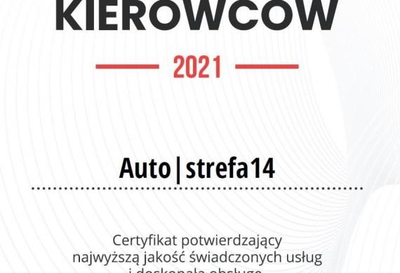 Wybór kierowców Yanosik 2021
