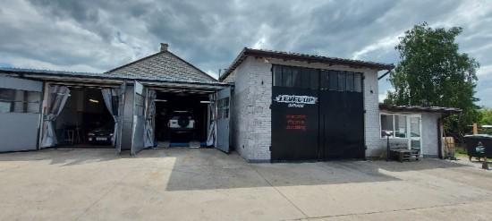Level Up Garage Legionowo