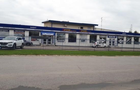 Sabat Sp. z O.O. Kompleks Motoryzacyjny   Lublin