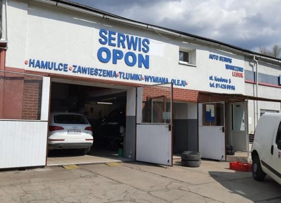 Auto Serwis Warszewo Szczecin