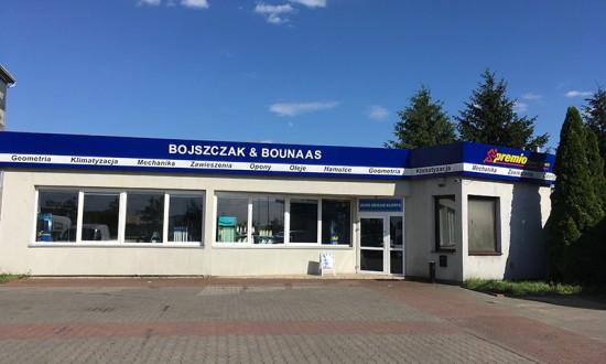 PREMIO BOJSZCZAK & BOUNAAS sp. z o. o. Poznań