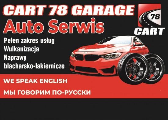 Cart78 Garage Warszawa