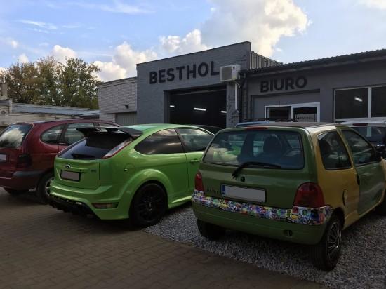 Warsztat Besthol - mechanika, elektryka, pomoc drogowa Warszawa