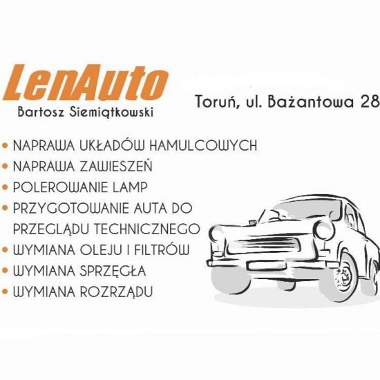 LenAuto Bartosz Siemiątkowski Toruń