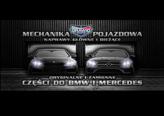 Grawid Parts - części BMW i Mercedes | Mechanika pojazdowa Łódź