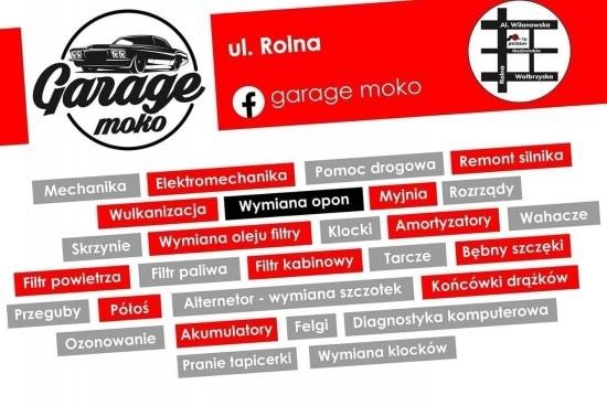 Garage Moko Warszawa