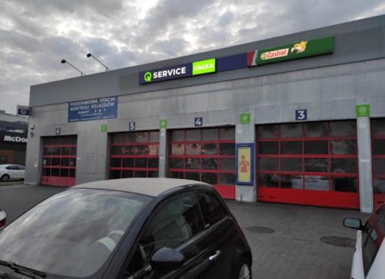 Q-Service Całka  Poznań