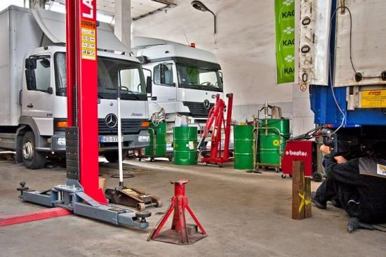 FIRMA AUTODAS serwis ciężarowy