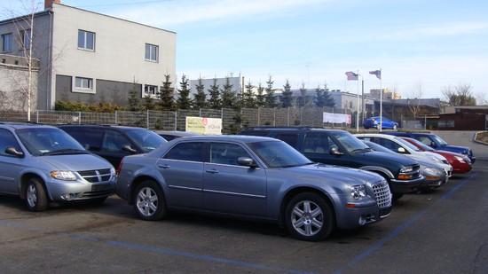 Samochody do sprzedania