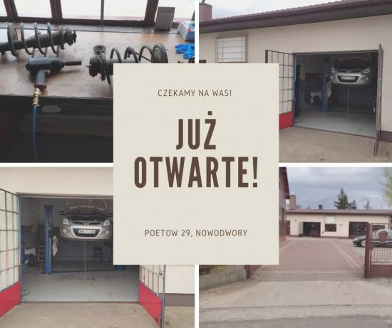 Auto Service Nowodwory Warszawa