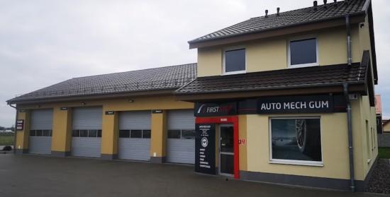 First Stop Auto Mech Gum Gorzów Wielkopolski
