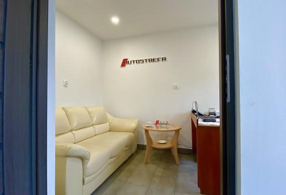 Nasze biuro i logo firmy