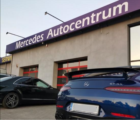 Mercedes Autocentrum Sp. z o.o. S.k. Kielce