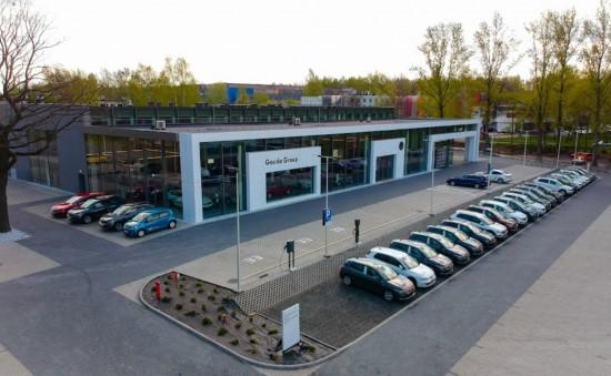 Volkswagen Gazda Group Katowice