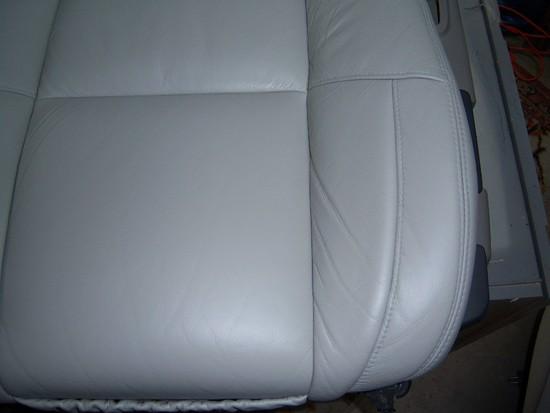 Renowacja Skórzanego Fotela