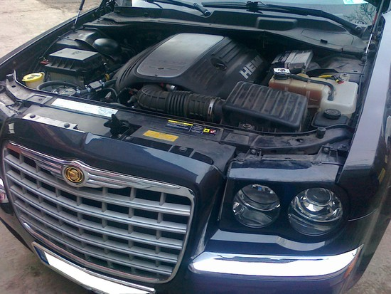 Chrysler 300C 5,7 HEMI