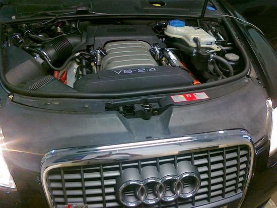 AUDI A6 silnik 2,4 V6