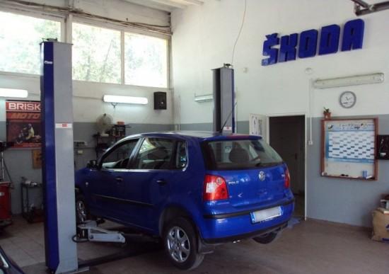 Auto Skoda Ireneusz Porębski