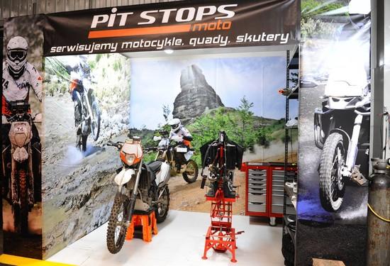 Pit Stops Moto