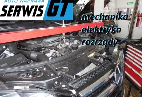 Mechanika elektryka rozrządy