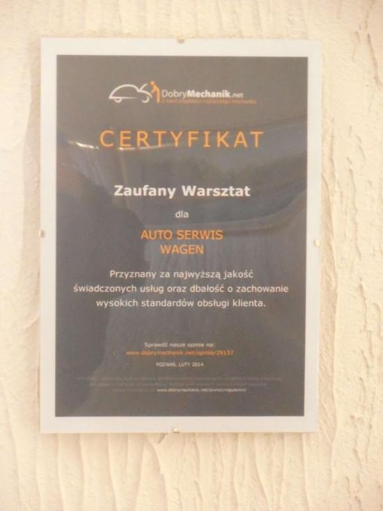 Auto Serwis WAGEN - naprawiamy jak dla siebie Łódź