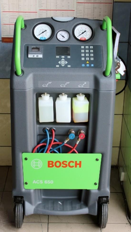Serwis Klimatyzacji Bosch ACS 650