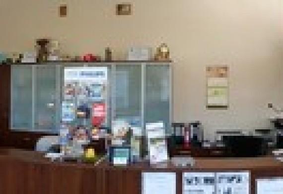 BOK - czynny od poniedziałku do piątku od 8.00 do 18.00 Dla naszych klientów kawa/herbata oraz zimne napoje.