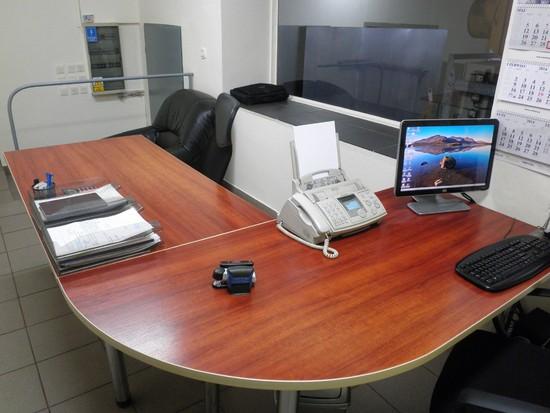 moje biuro ...