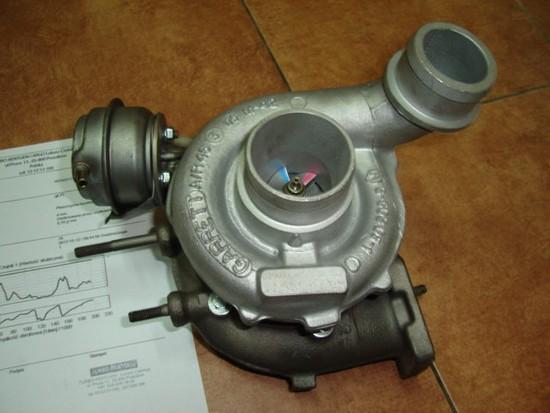 Tuning turbosprężarek