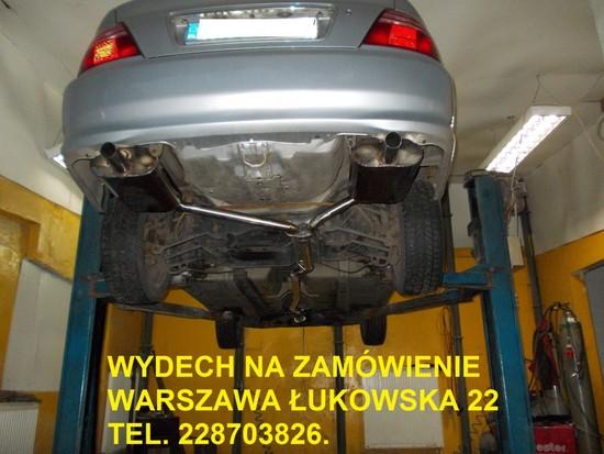 Tłumiki Warszawa