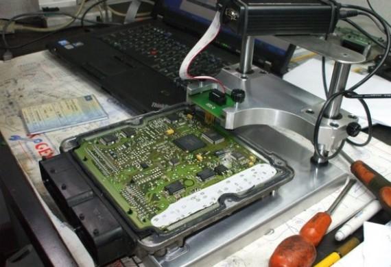 STEROWNIK AUDI A6 3.0 TDI V6 - ZMIANA OPROGRAMOWANIA BEZ AUTA NA STOLE W TECHNOLOGI PRODUCENTA STEROWNIKA BOSCH AG