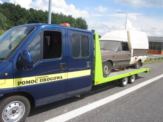 Pomoc drogowa Gliwice Śląsk