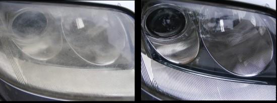Regeneracja reflektorów