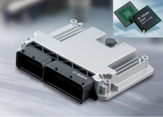 DIGITECH chiptuning - Sterownik silnika ECU EDC17 TriCore