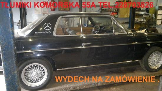 Tłumiki Warszawa  Łukowska 22 JUGAZ